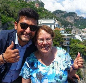 positano - amalfi coast private tour