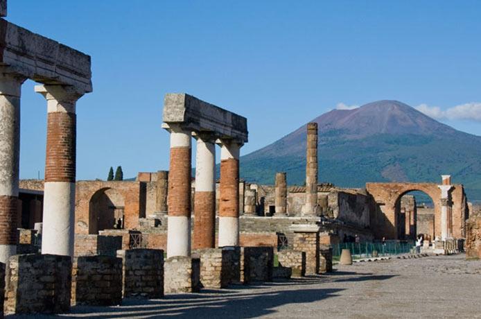 private tour Pompeii ruins Ravello Amalfi from Positano