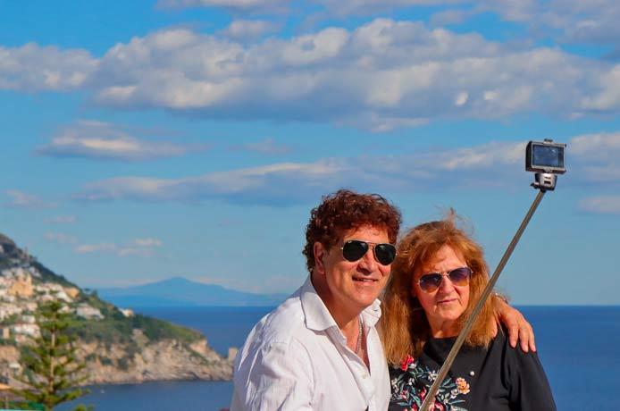 Amalfi Coast Shore Excursion from Naples port