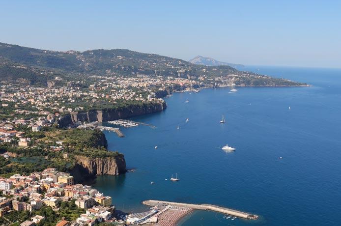 Private tour amalfi coast from Sorrento