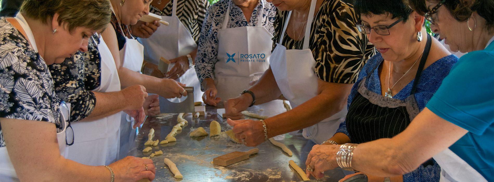 Food Tour Italian Family from Sorrento