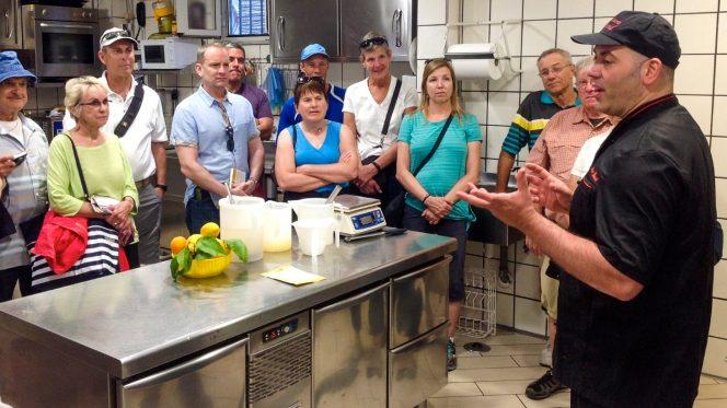 Gelato Class in Sorrento - Food Tour