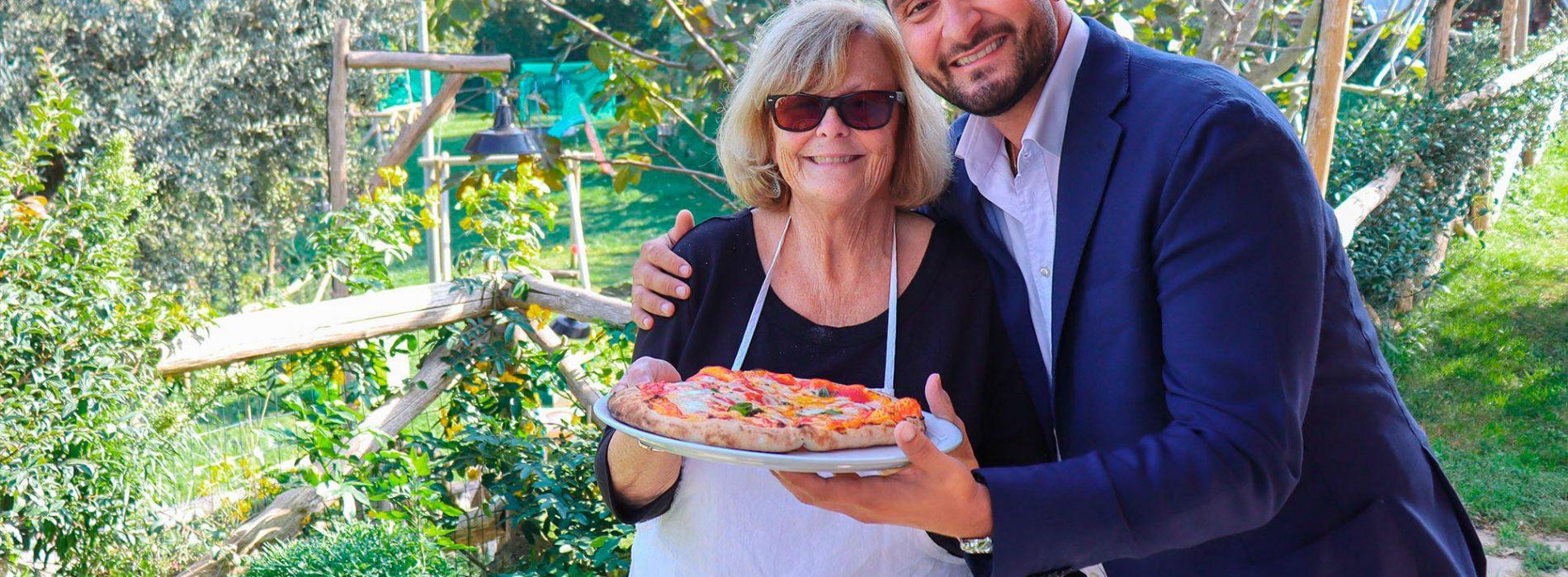 Italian Food Tour Sorrento from Naples