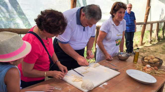 Making Pasta - Food Tour from Naples