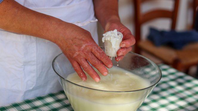 Mozzarella Making- Food Tour Naples