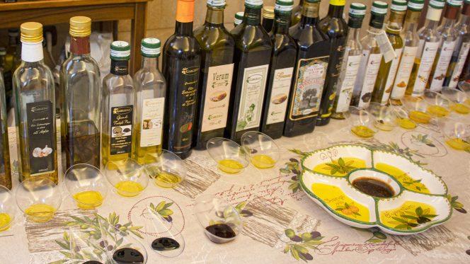 Olive oil tasting - Food Tour Sorrento