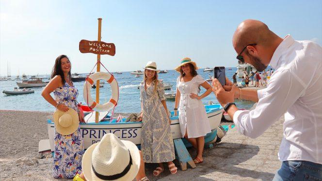 Amalfi Coast - Positano Tour from Naples Shore Excursion