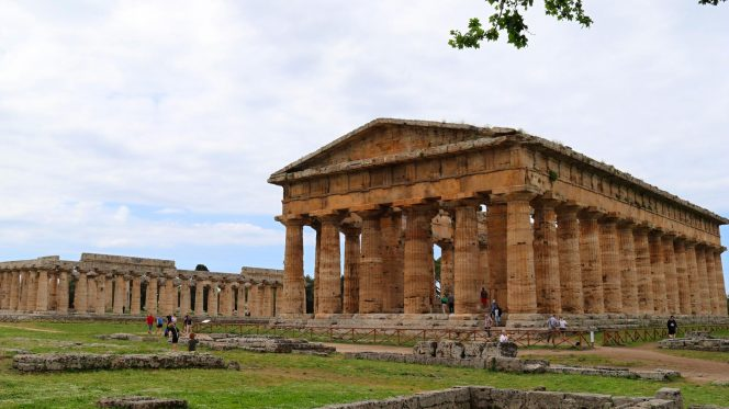 Paestum and Amalfi Coast Private tour from Sorrento
