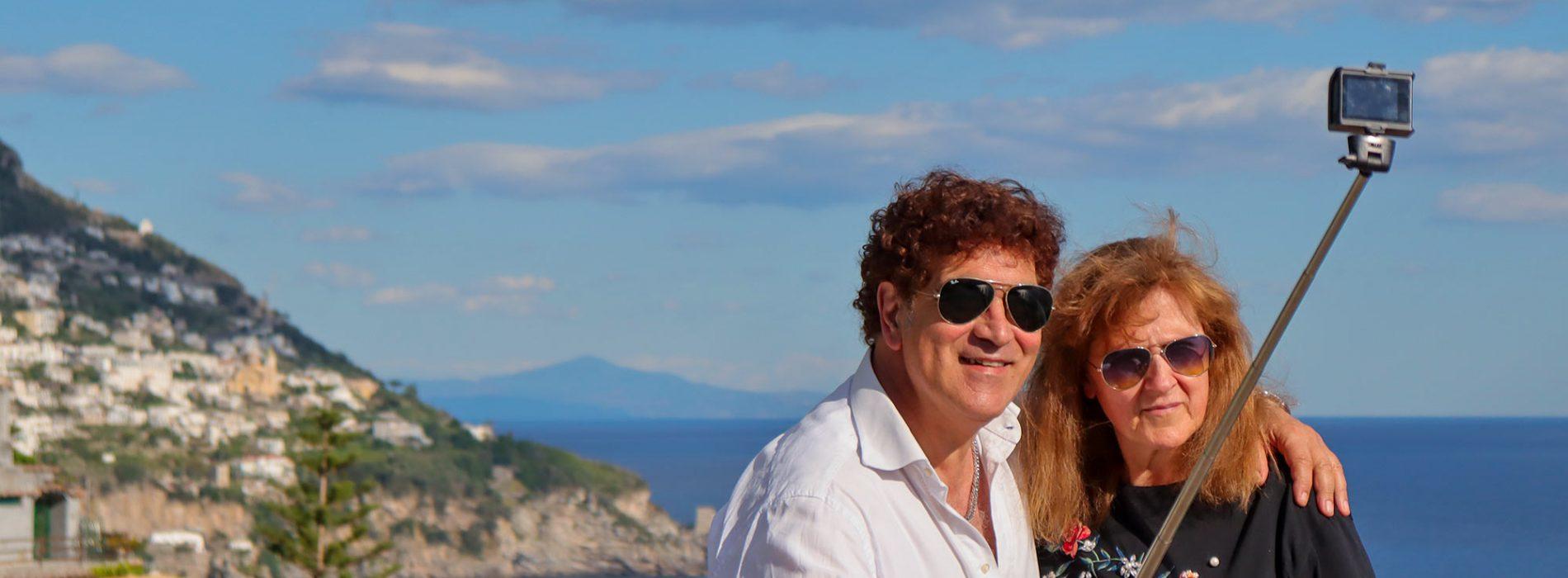 Shore Excursion amalfi coast from Naples