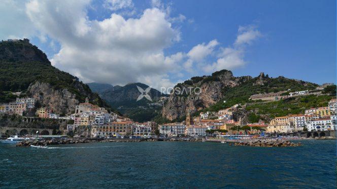 Excursion amalfi coast from Naples