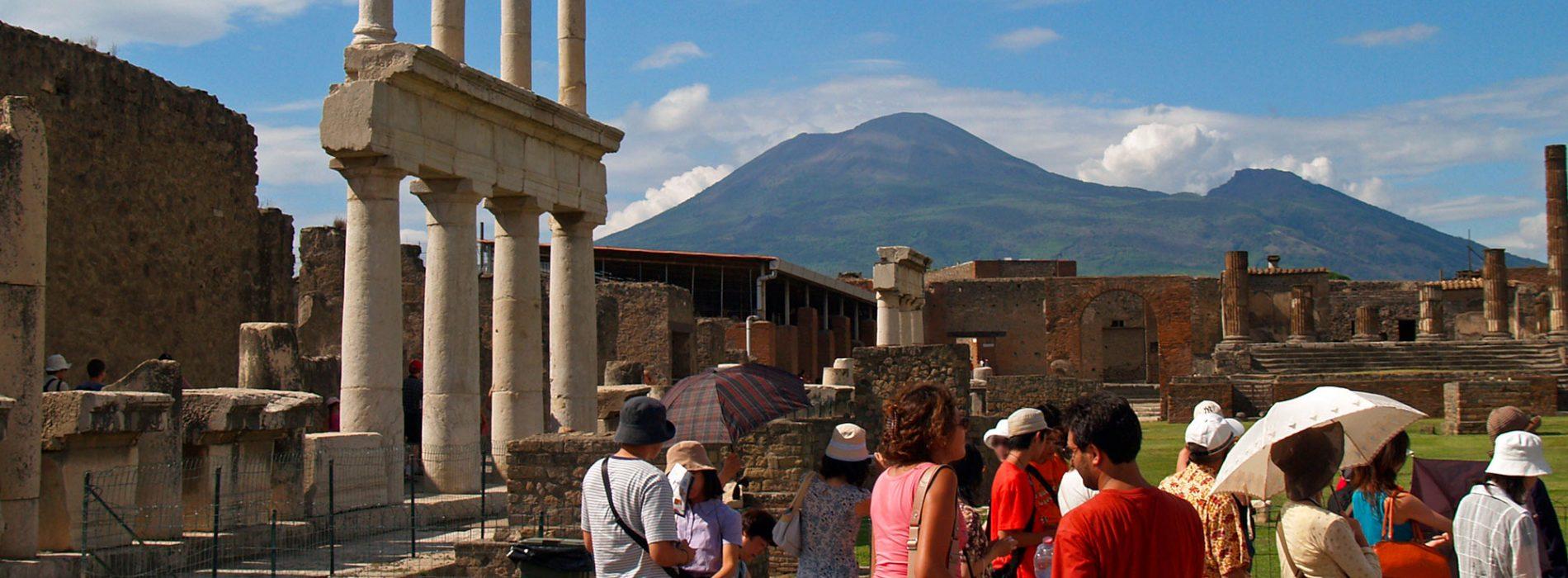 Shore Excursion from Naples Pompeii, Herculaneum and Positano