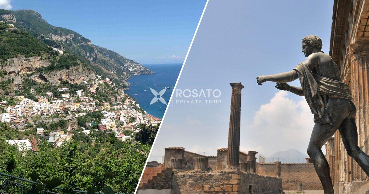 Shore Excursion Pompeii Sorrento Positano from Salerno