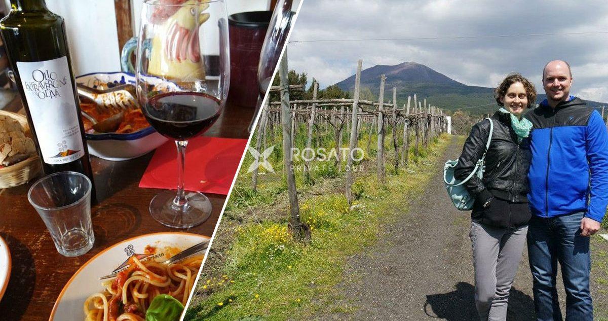 Shore excursion wine tasting amalfi coast from naples port