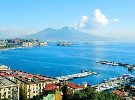 sorrento to naples port
