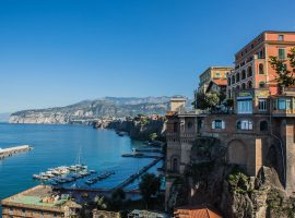 transfer rome to sorrento or naples