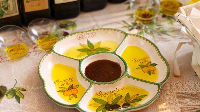 Olive oil tasting Sorrento from Salerno