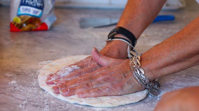 Pizza Tasting Gastronomic Food Tour
