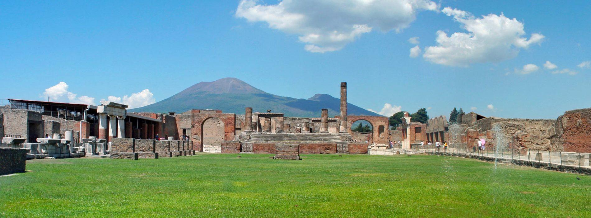 private tour Pompeii from Sorrento