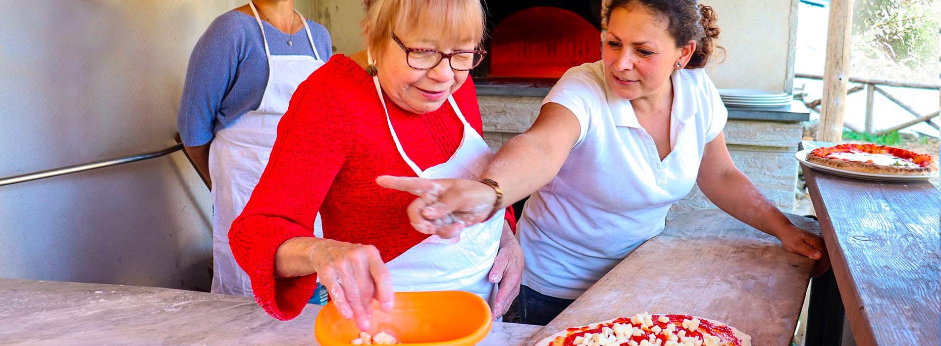 Food tour from Amalfi Coast