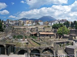 Herculaneum private tour from Amalfi Coast