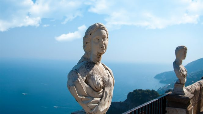 Ravello Villa Cimbrone - Private tour from Amalfi Coast