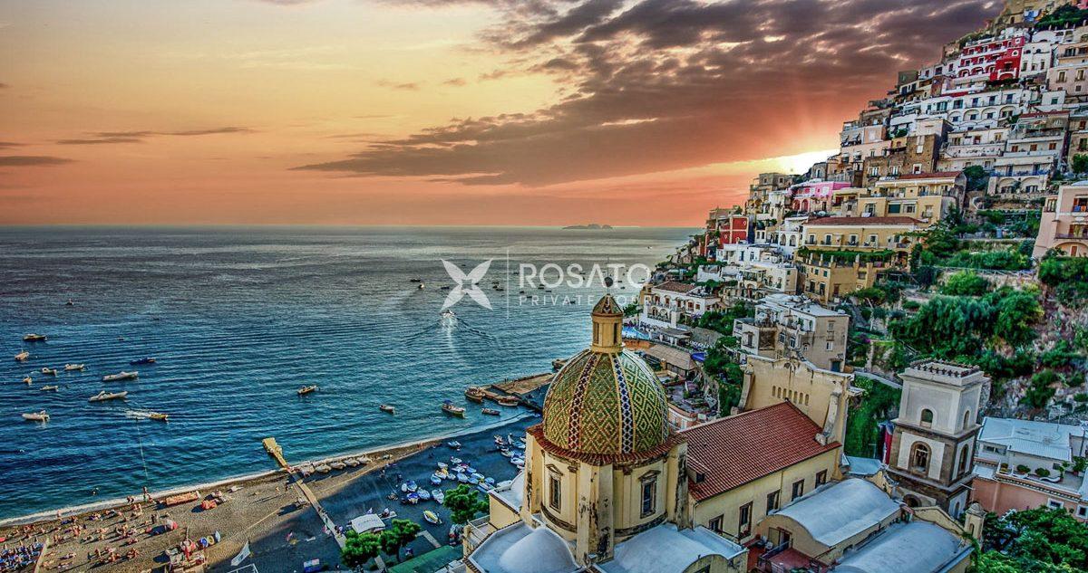 Shore Excursion Positano and Ravello from Amalfi port