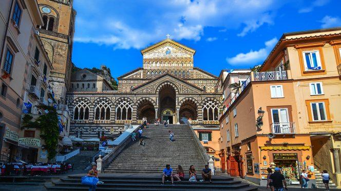 Amalfi Tour from Positano