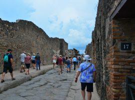 Tour Pompeii Herculaneum Vesuvius from Amalfi Coast