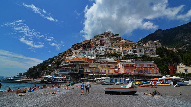 Positano Amalfi Ravello from Naples
