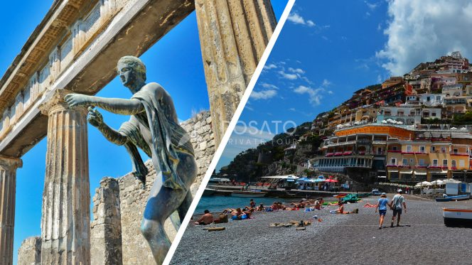 Pompeii ruins and Positano from Sorrento - Shore Excursions