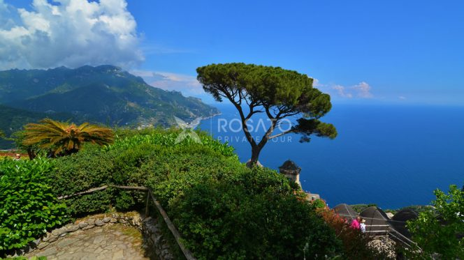 Ravello - private tour from Naples