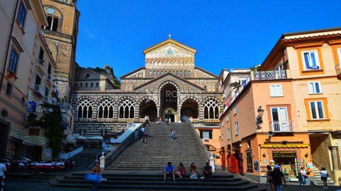 Amalfi Coast - Amalfi Duomo
