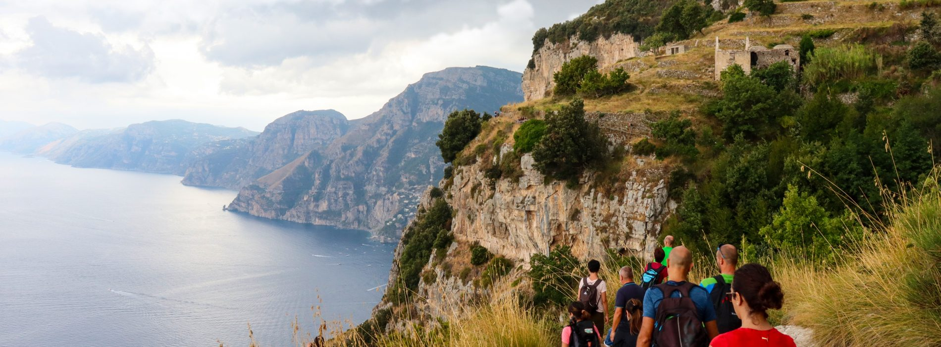 Path of God from Sorrento
