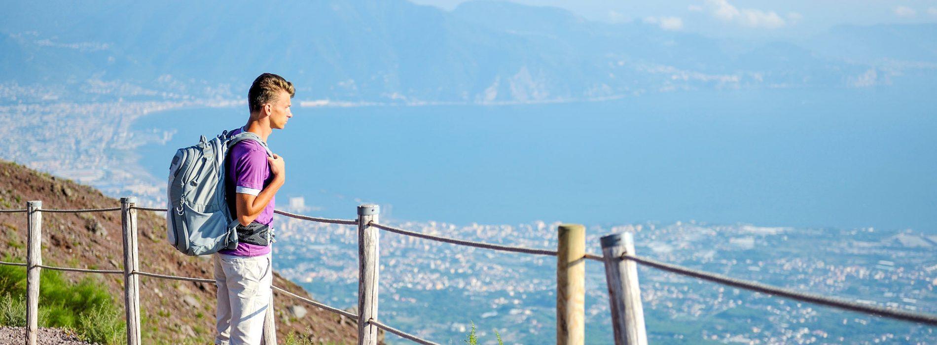 Private tour Vesuvius Herculeneum and Wine Tasting from Sorrento