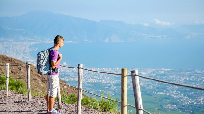 Private tour Vesuvius Herculeneum and Wine Tasting from Sorrento