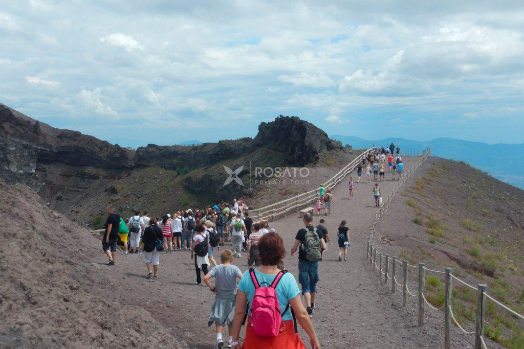 Waling Tour Vesuvius