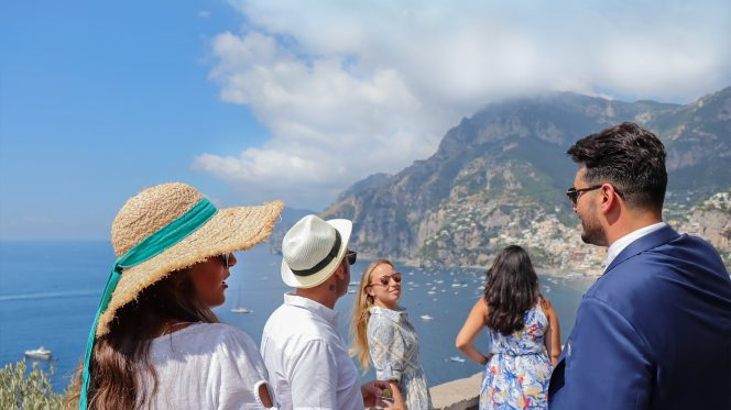 Private tour Amalfi Coast from Sorrento