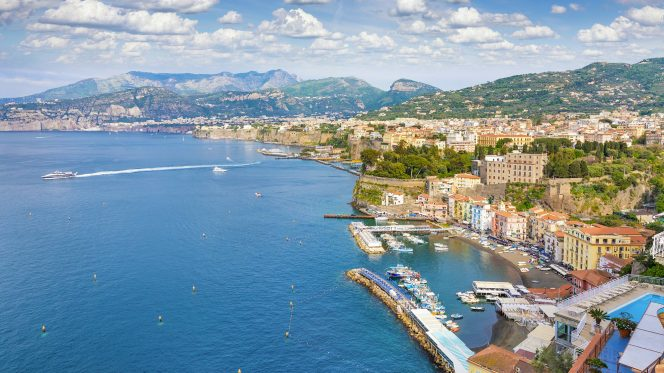 Transfer from Florence to Sorrento