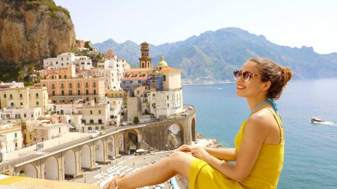 Transfer Naples to Amalfi Coast