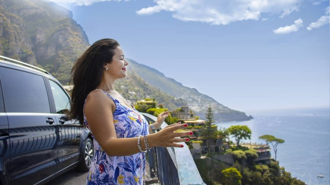 Transfer Naples to Positano