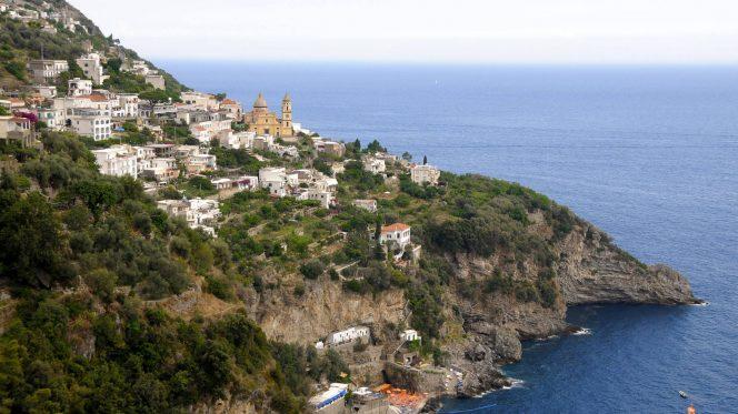 Transfer Naples to Praiano
