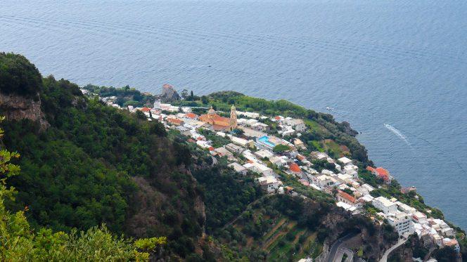 Transfers from Rome to Amalfi Coast