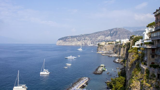 Transfers from Rome to Sorrento